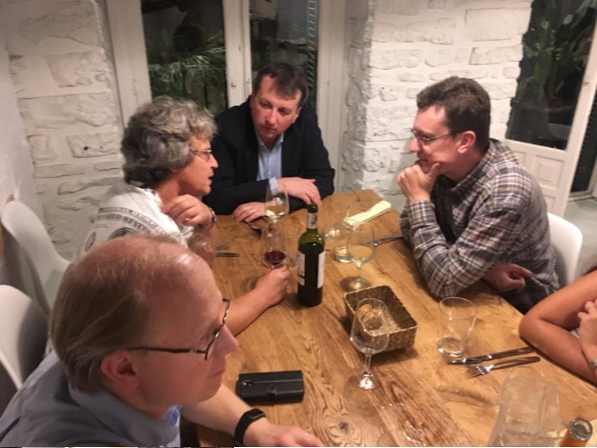 Meeting Dinner